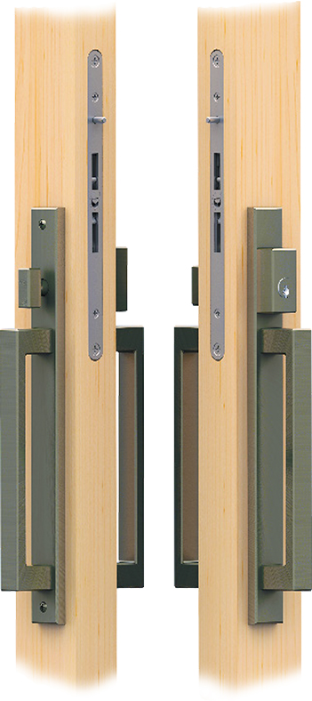 Signature Contemporary Family Sliding Door Handle Sets