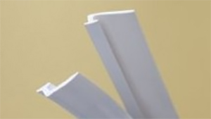 Pvc Leaf T Slot Mounted Seals Weather Strip And Seal